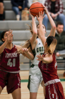 Gallery: Girls Basketball Toppenish @ Quincy
